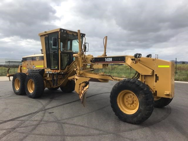 caterpillar 140h series ii (also available for hire) 459135 001