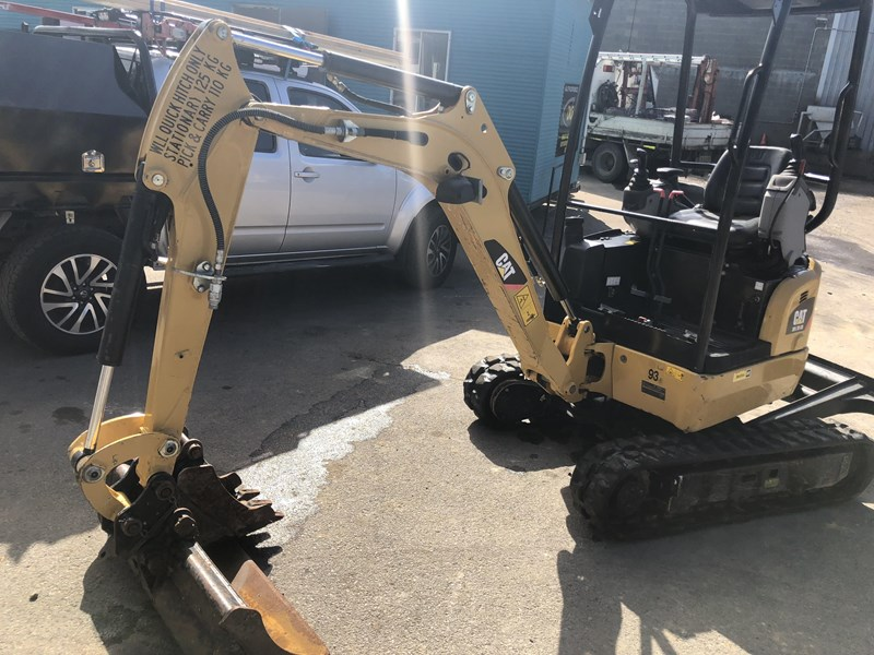caterpillar 301.7d cr 646230 017