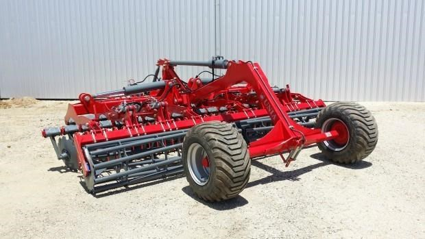 unia ares xl 3m cut speed disc cultivator 525921 002