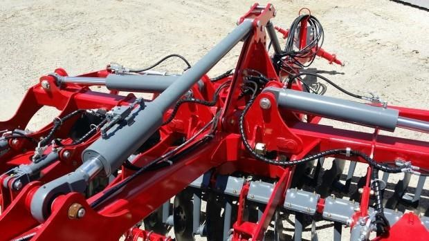 unia ares xl 3m cut speed disc cultivator 525921 004