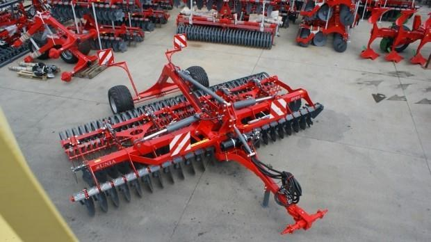 unia ares xl 3m cut speed disc cultivator 525921 007