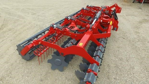 unia ares xl 3m cut speed disc cultivator 525921 008