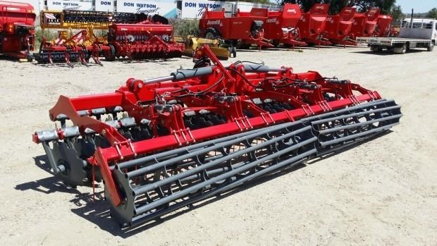 unia ares xl 3m cut speed disc cultivator 525921 010