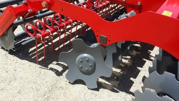 unia ares xl 3m cut speed disc cultivator 525921 014