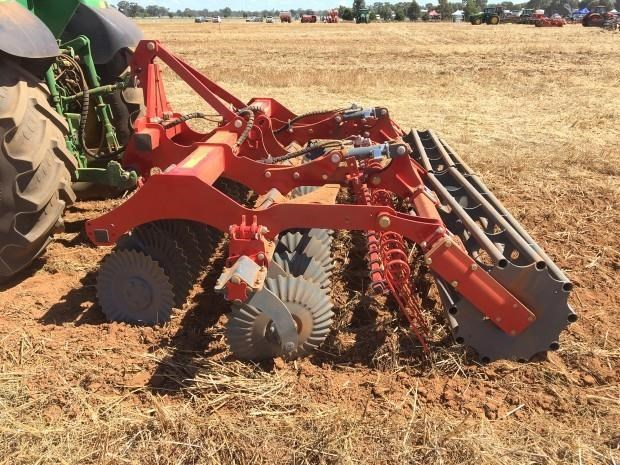 unia ares xl 3m cut speed disc cultivator 525921 018