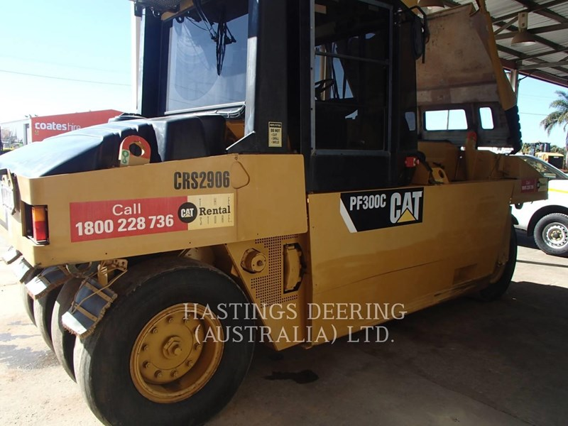 caterpillar pf-300c 637549 010