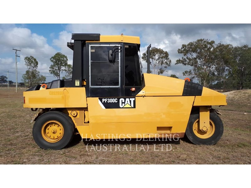 caterpillar pf-300c 637549 002