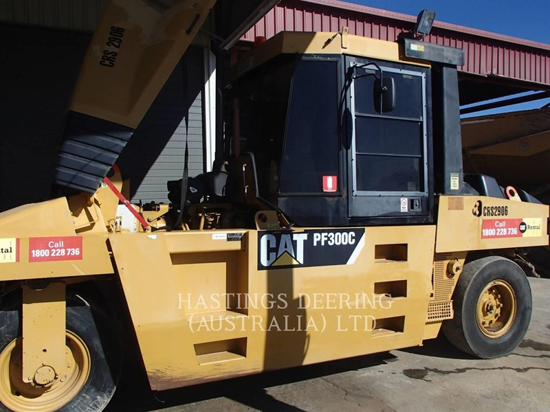 caterpillar pf-300c 637549 008