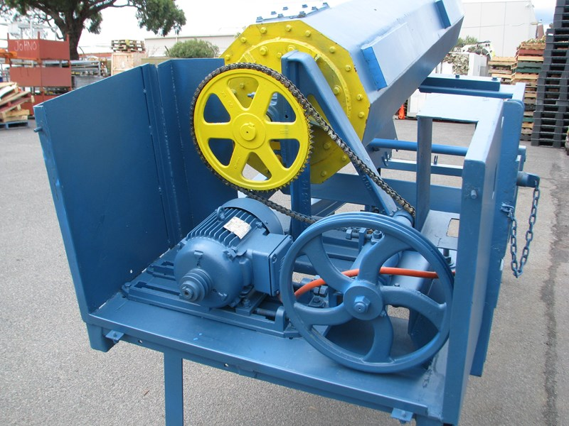 industrial long tumbler mixer washer - 400l 647939 008