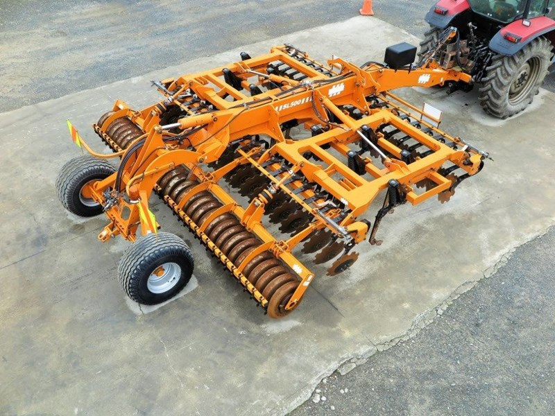 simba sl 500 disc/tyne/disc combination cultivator 651159 004