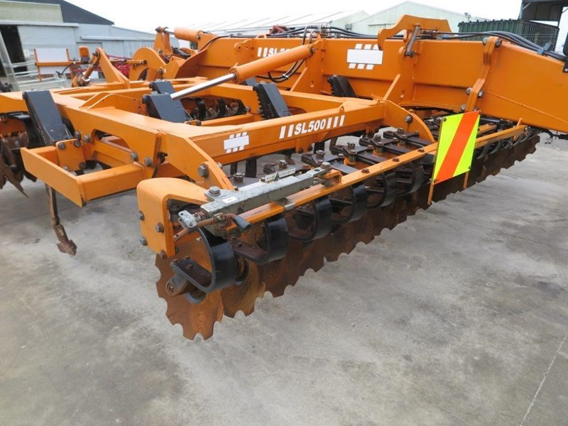 simba sl 500 disc/tyne/disc combination cultivator 651159 013