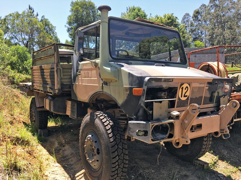 MERCEDES-BENZ UNIMOG for sale