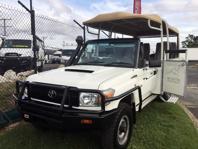 toyota 4x4 conversion of landcruiser 651772 002