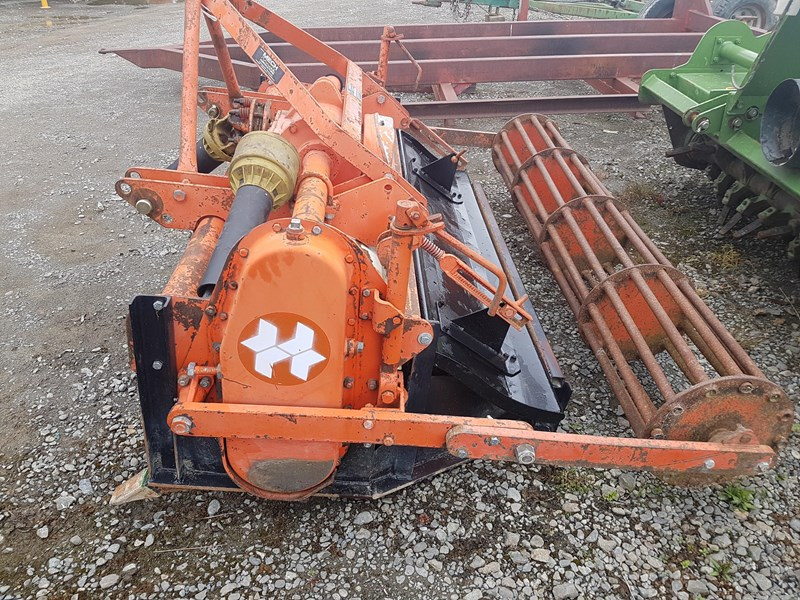 "howard ar 70"" rotary hoe & bedformer 645076 005"