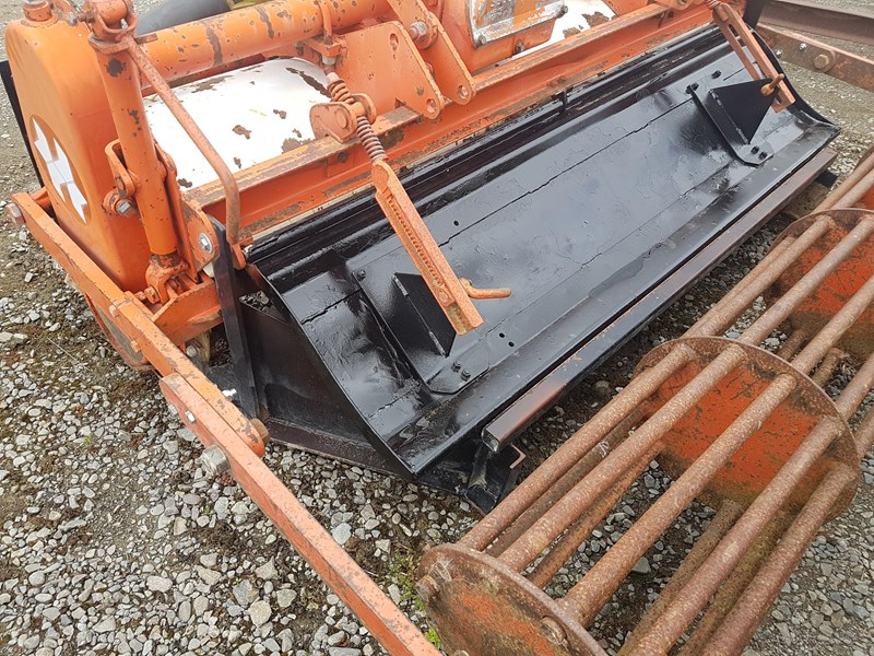 "howard ar 70"" rotary hoe & bedformer 645076 006"