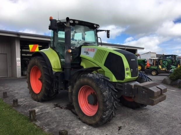 claas axion 820 652297 009