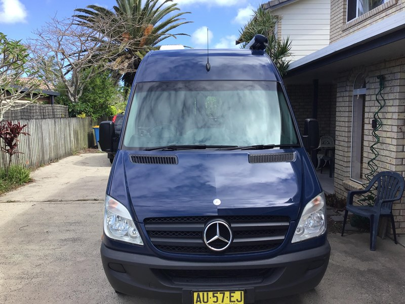mercedes-benz sprinter 318 cdi 653100 003