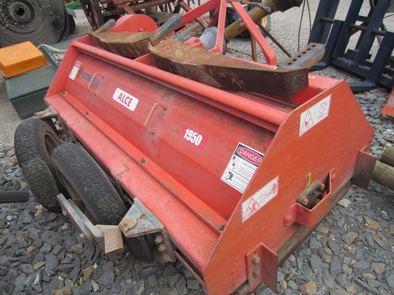howard alce 950 flail mower 652781 002