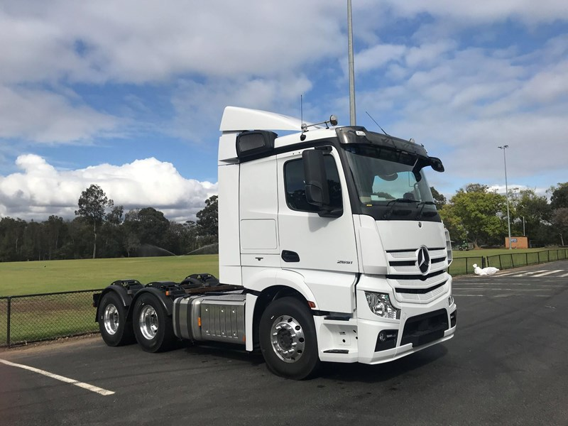 2018 MERCEDES-BENZ ACTROS 2651 for sale