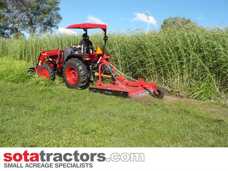 agmax sl150hd heavy duty slasher 5' - 75hp gearbox 654782 009