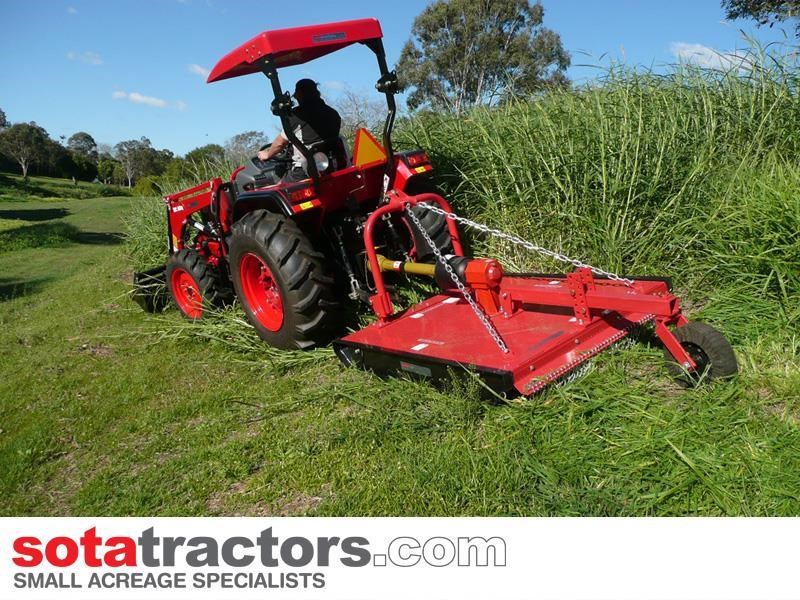 agmax sl150hd heavy duty slasher 5' - 75hp gearbox 654782 011
