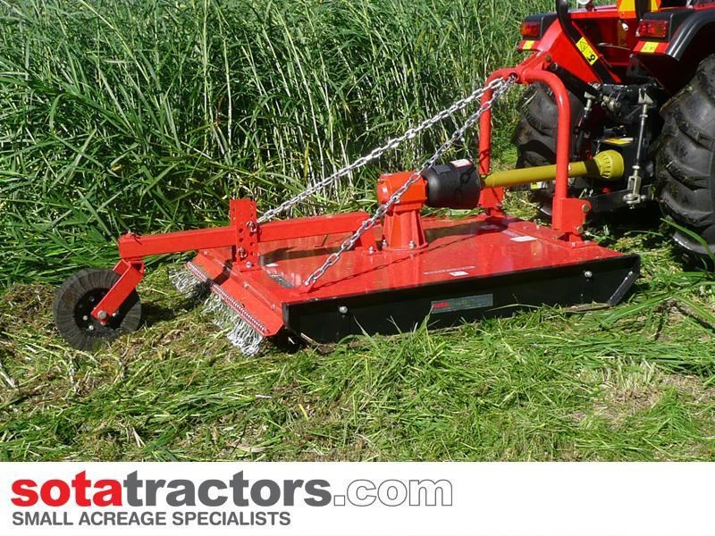 agmax sl150hd heavy duty slasher 5' - 75hp gearbox 654782 002