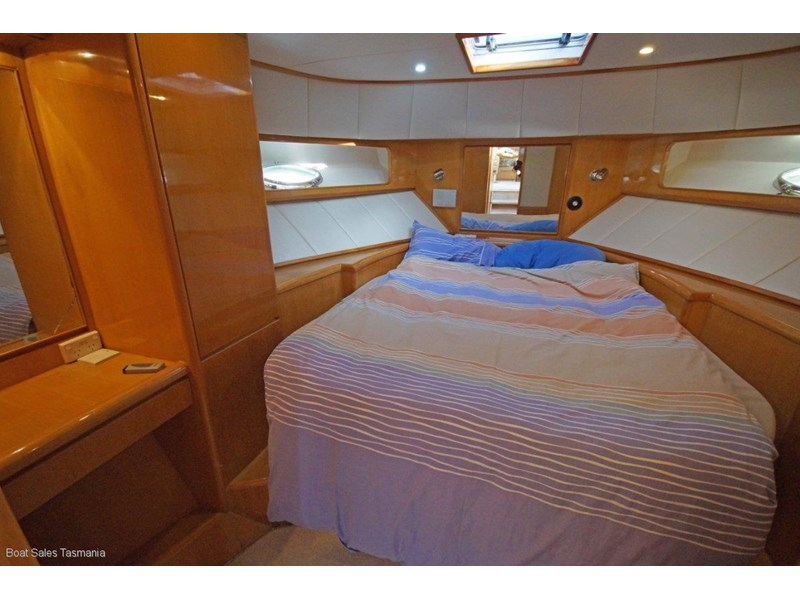 "prima 55 flybridge cruiser ""true blue"" 459627 022"