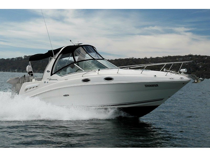 sea ray 275 sundancer 644394 001