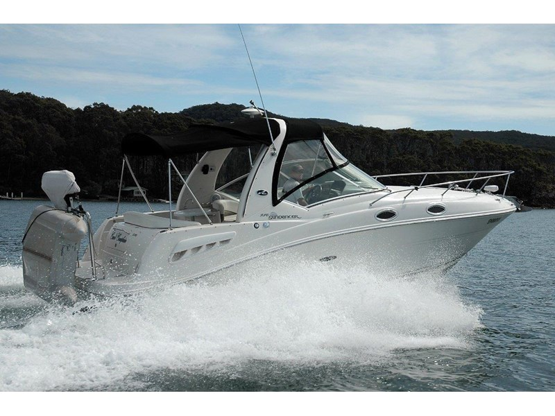 sea ray 275 sundancer 644394 003