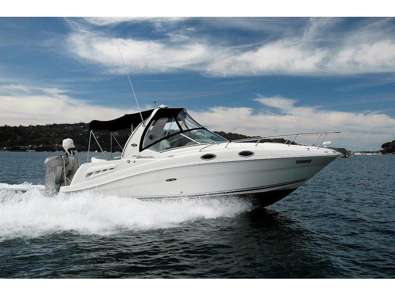 sea ray 275 sundancer 644394 008