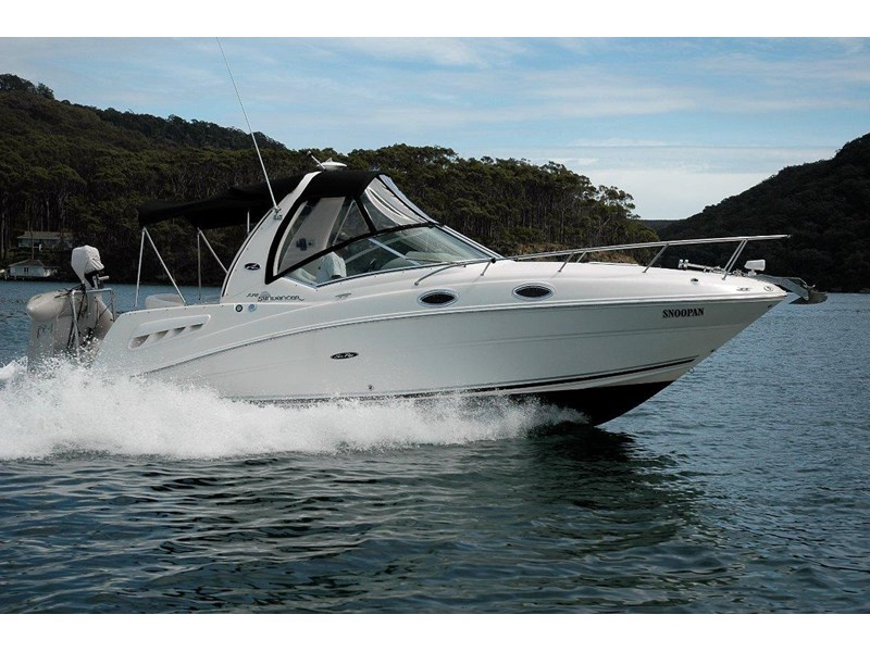 sea ray 275 sundancer 644394 014