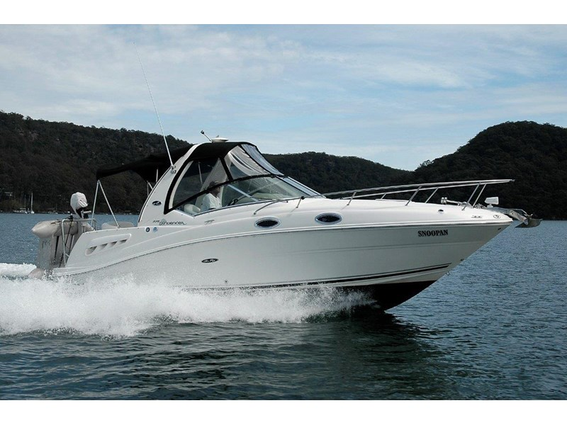 sea ray 275 sundancer 644394 027