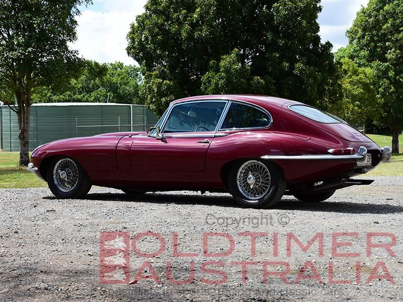 jaguar e-type 656810 008