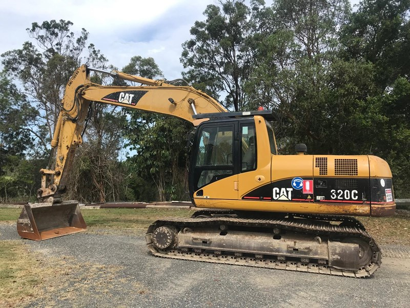 caterpillar 320cl 657321 001