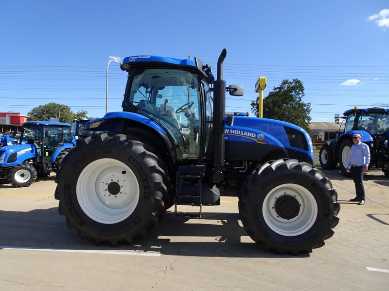 2018 NEW HOLLAND T6080 for sale