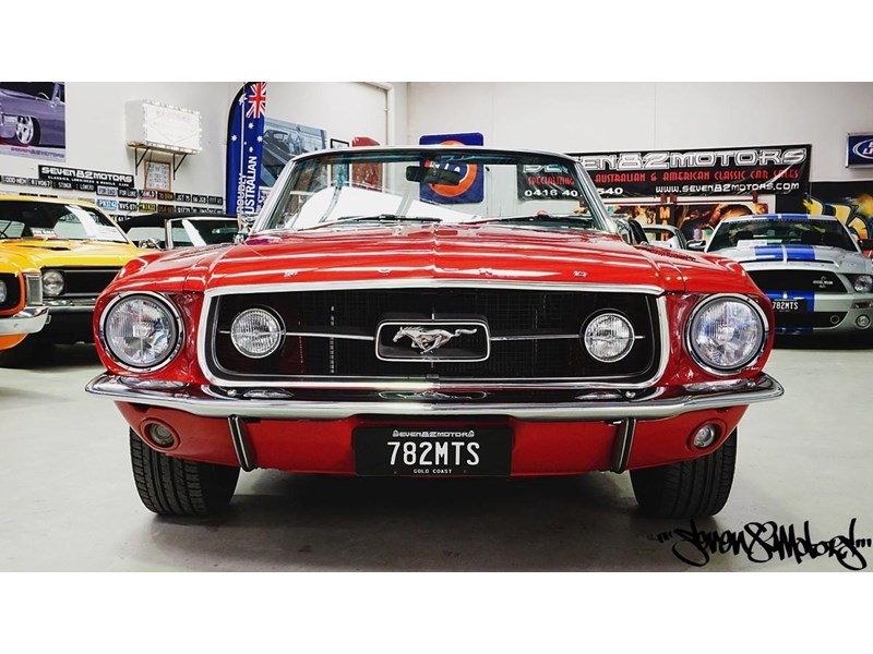 ford mustang 658115 002