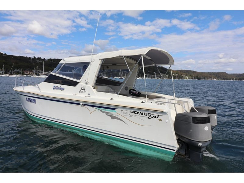 powercat 248 sports cabriolet 660110 002