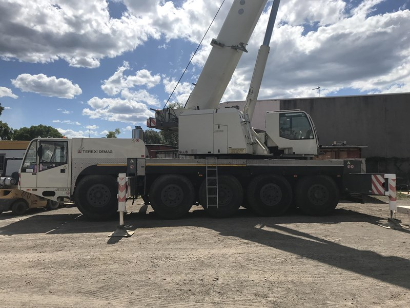 2002 DEMAG AC100 for sale