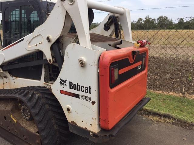 2013 BOBCAT T590 M series for sale