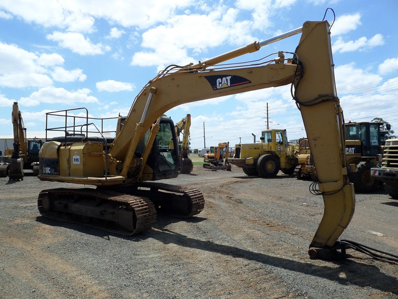 caterpillar 318cln 583276 002
