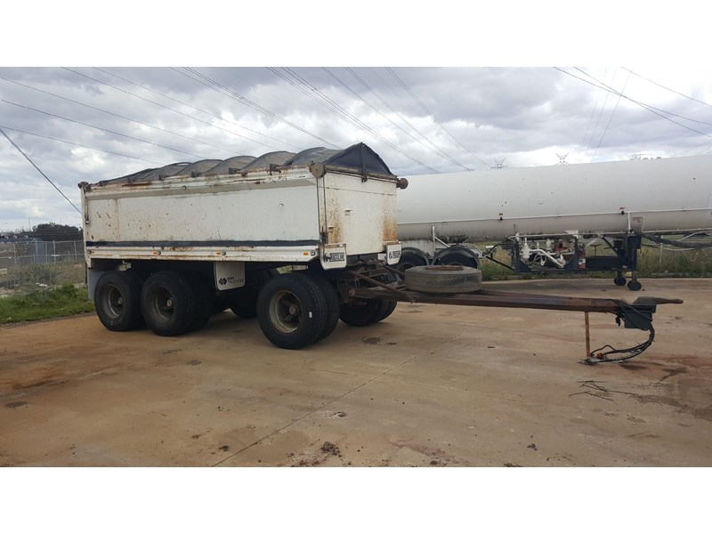 westside 3 axle trailer 663512 001