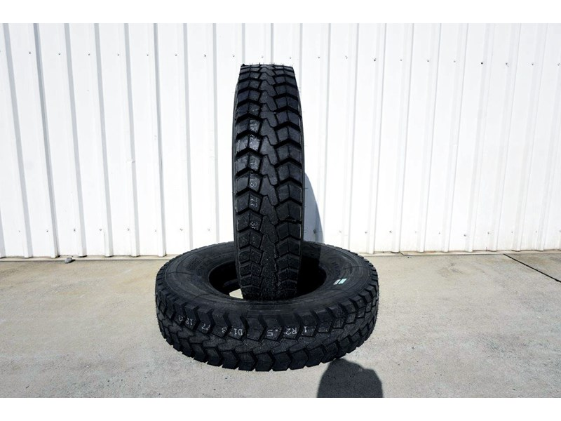 windpower 11r 22.5 - wdc53 drive tyre 527919 001