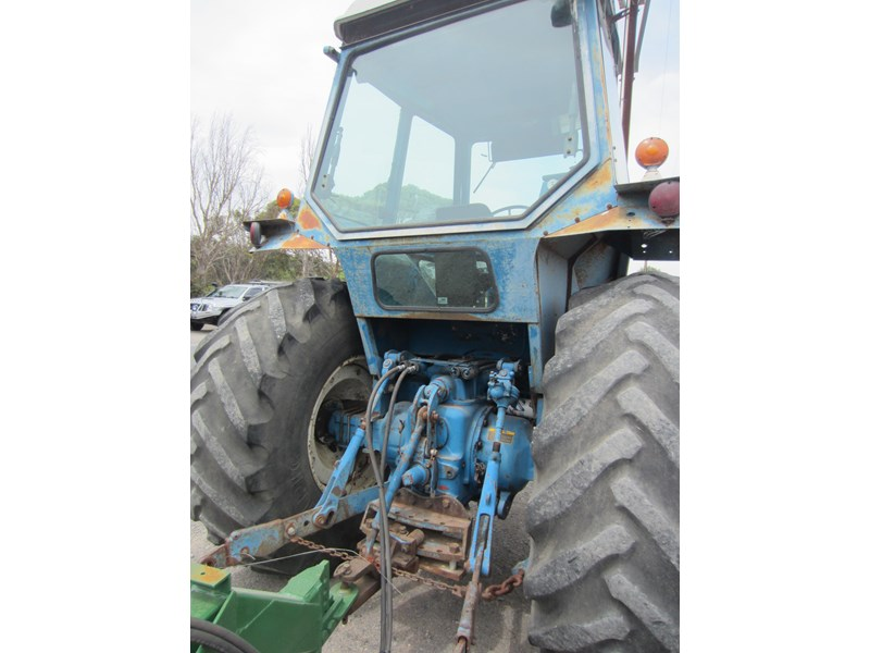 ford 6700 tractor 656058 009