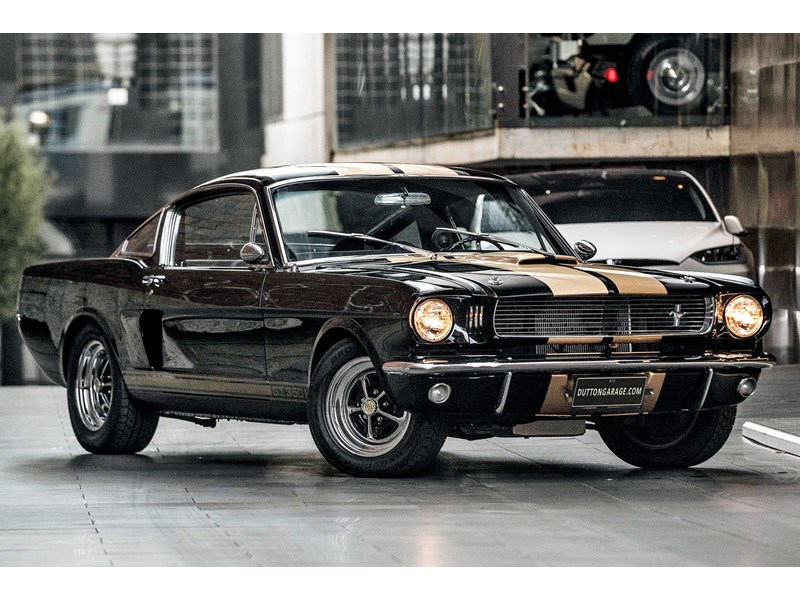 ford shelby g.t. 350 fastback 641663 001