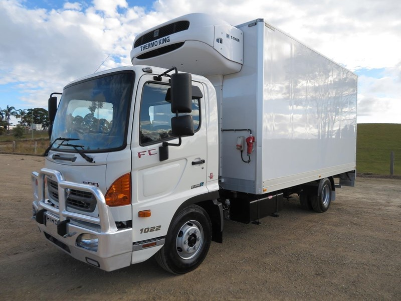 2016 Hino 500 Series Fc 1022 For Sale