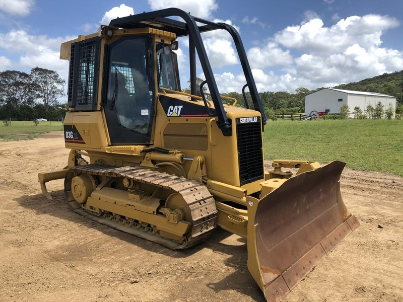 caterpillar d3g xl 662250 001