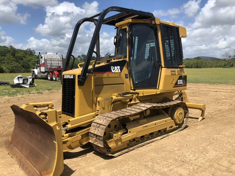 caterpillar d3g xl 662250 002