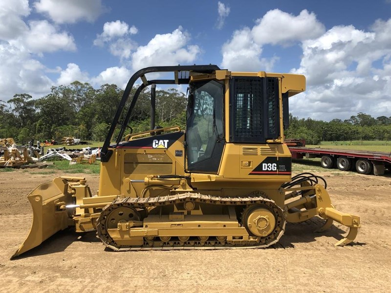 caterpillar d3g xl 662250 007