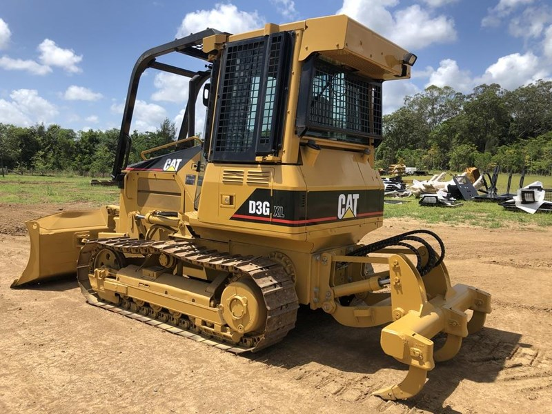caterpillar d3g xl 662250 008