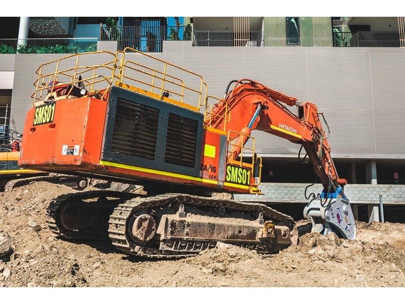 xcentric xr42 mining series rippers (suitable for 32t+ carriers) exclusive to boss attachments 581955 005